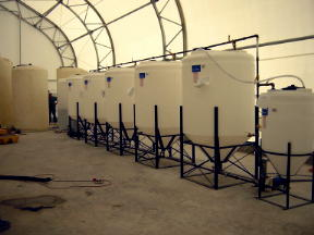 B-500 Continuous Batch Biodiesel Plant